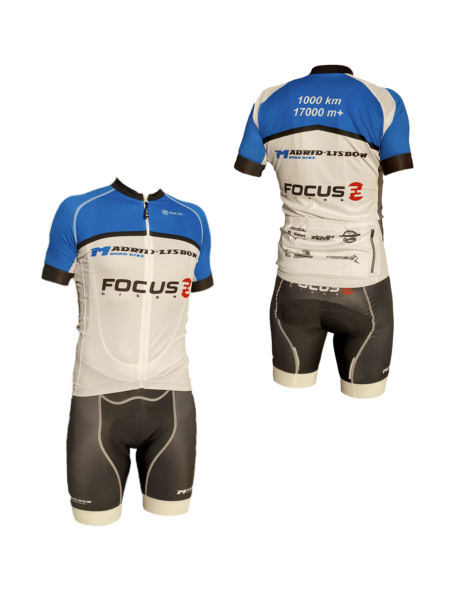 Road Bike outfit