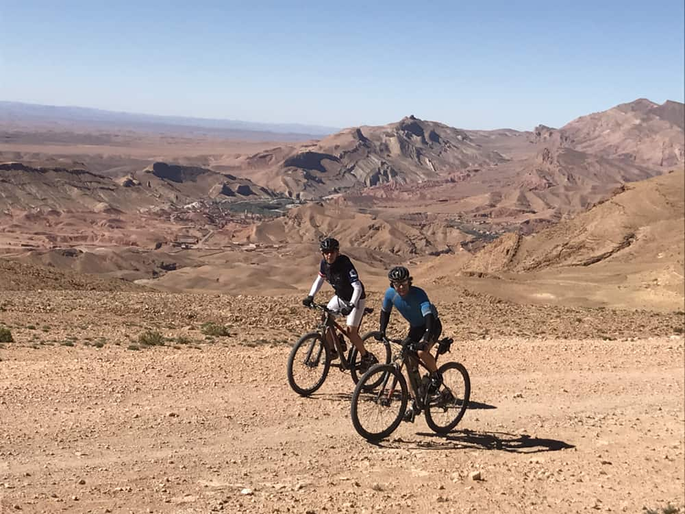 Atlas Gorges and Jbel Saghro MTB P08