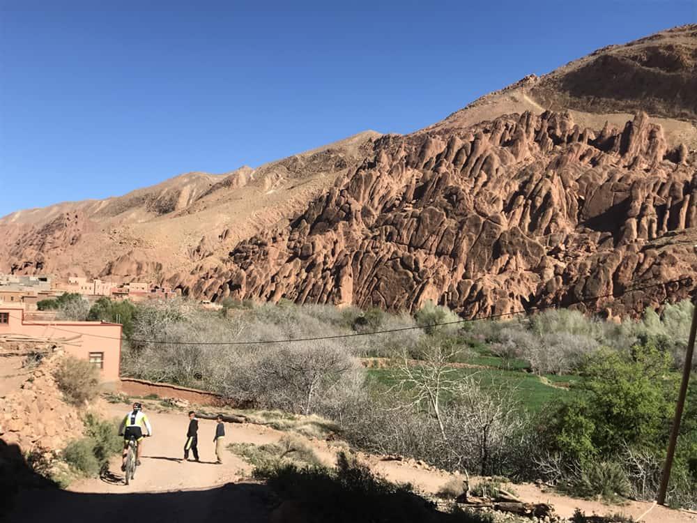 Atlas Gorges and Jbel Saghro MTB P10