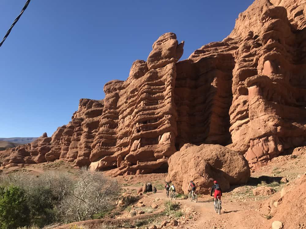 Atlas Gorges and Jbel Saghro MTB P12