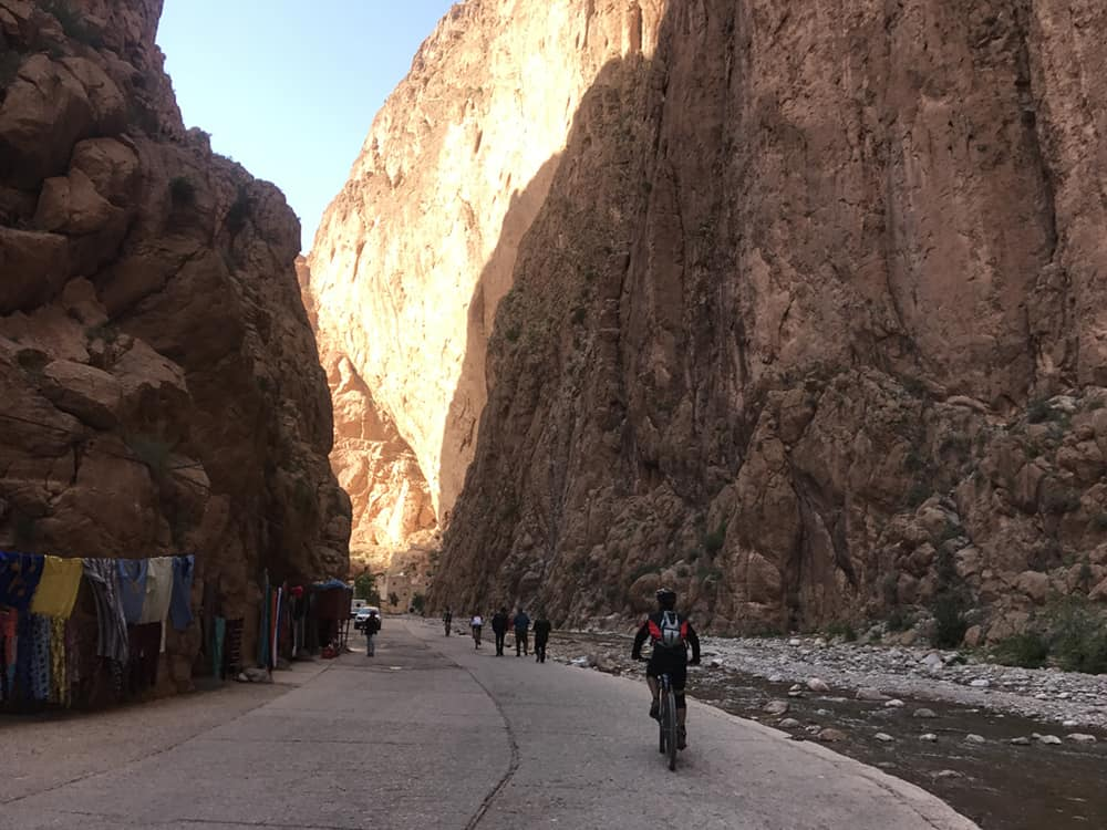 Atlas Gorges and Jbel Saghro MTB P15