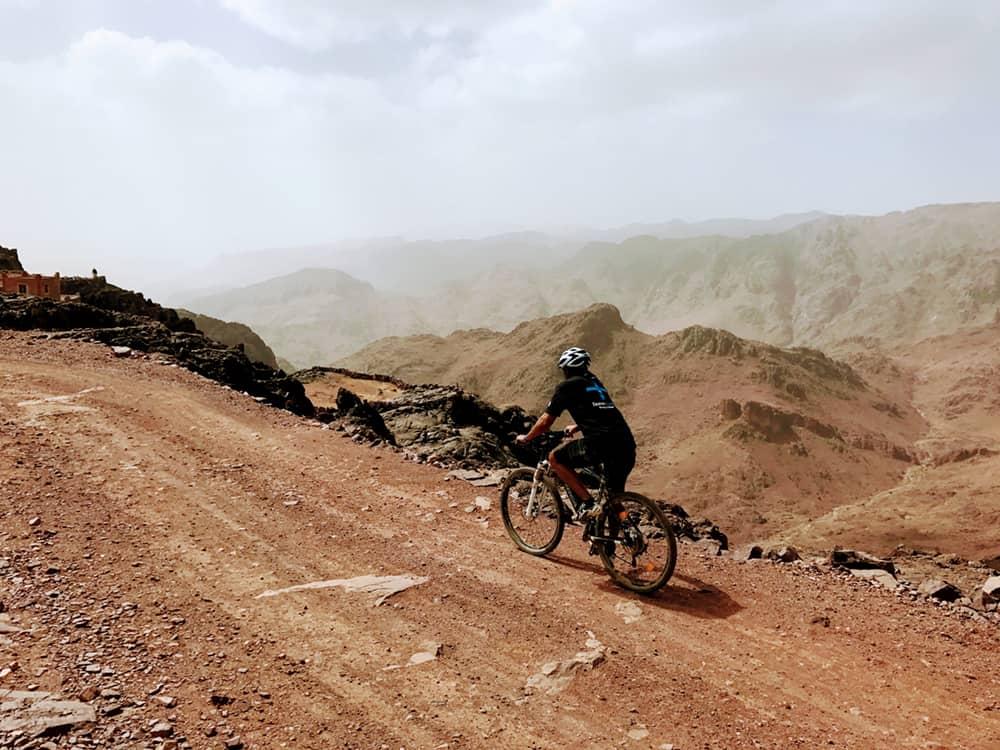 Atlas Gorges and Jbel Saghro MTB P19