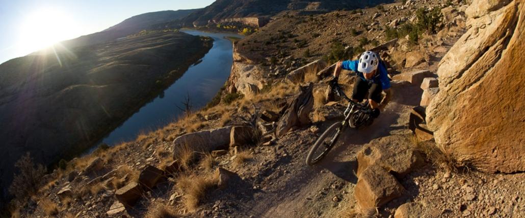 Moab and Kokopelli Trails MTB 08