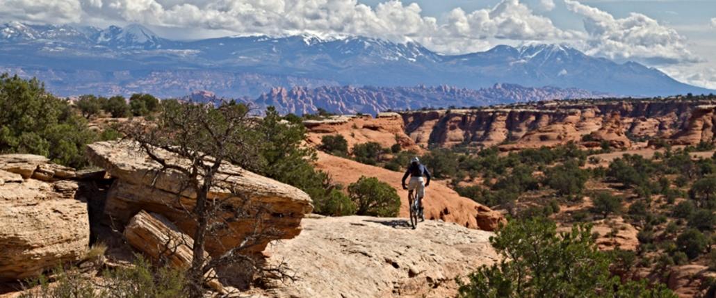Moab and Kokopelli Trails MTB 09