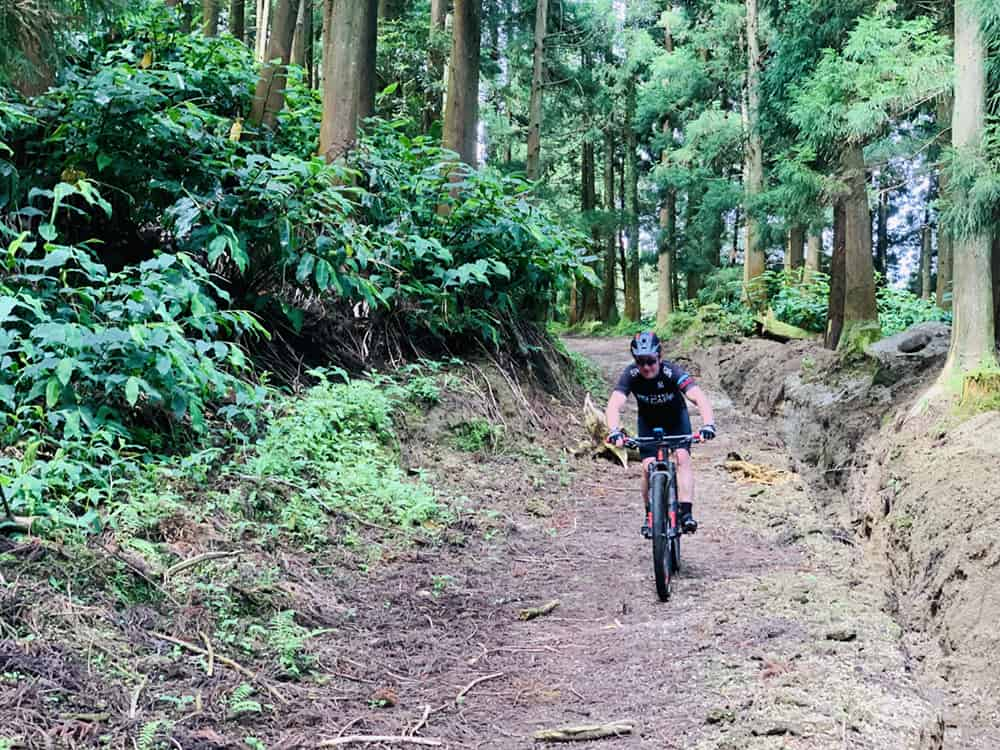 The Trails of Azores P30