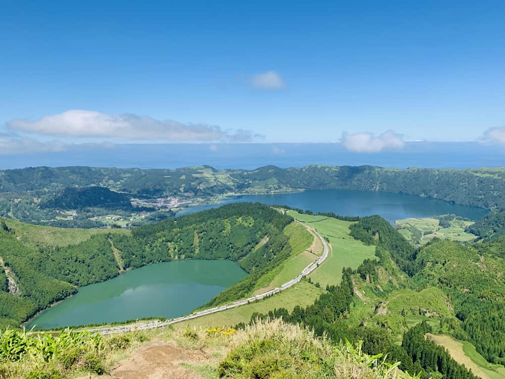 The Trails of Azores P38