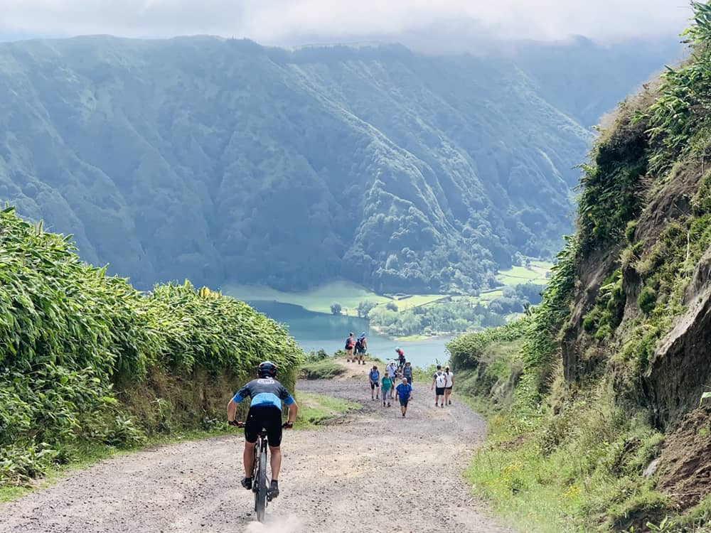 The Trails of Azores P42