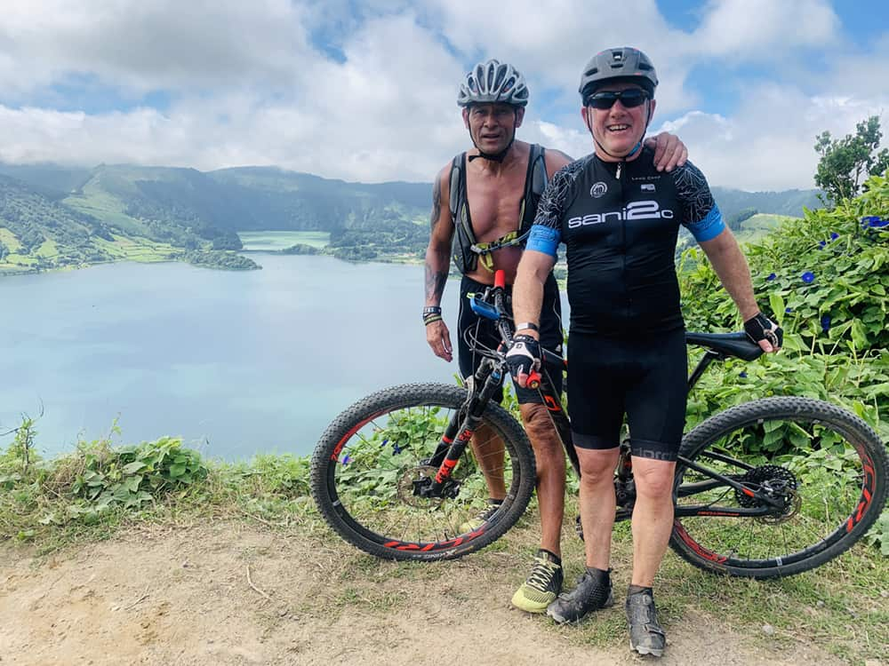 The Trails of Azores P43