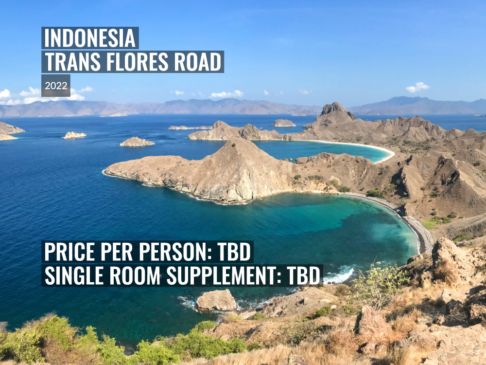 Indonesia TransFlores ROAD