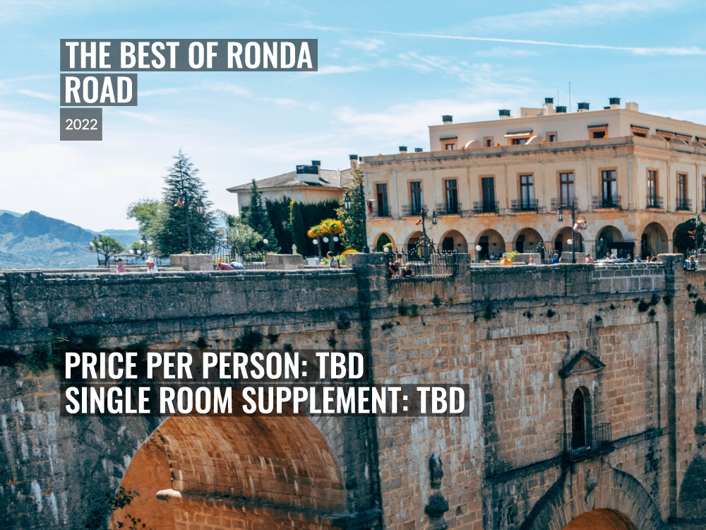 The Best of Ronda ROAD 01