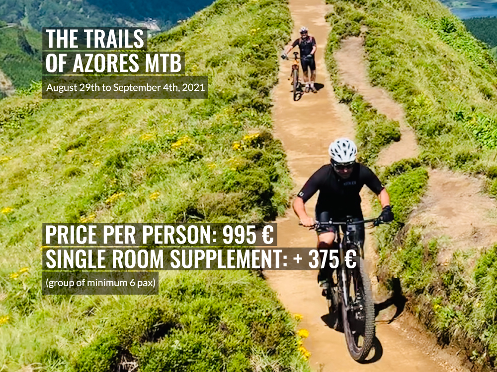 The Trails of Azores